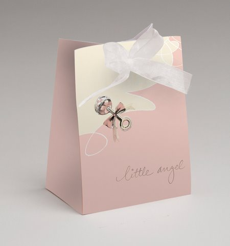 Sweet Angel Mini Bag w/Ribbon(18/pkg) - 1