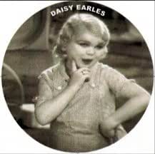 Daisy Earles Beautiful Keychain