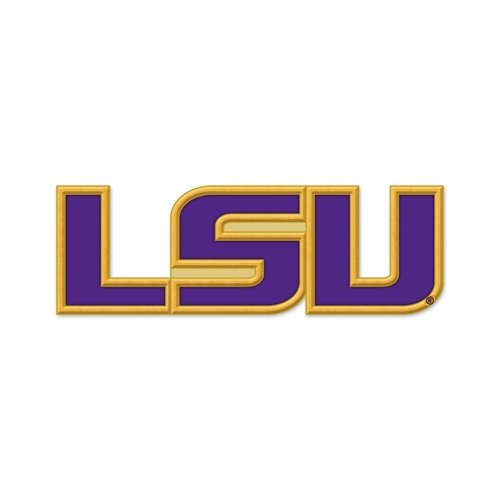 "LSU Tigers Official NCAA 1"" Lapel Pin by Wincraft at Amazon.com"