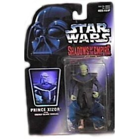 Star Wars: Shadows of the Empire PRINCE XIZOR Action Figure