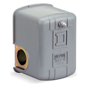 Pressure Switch, 50-70Psi, 1Port, Sw, 10A