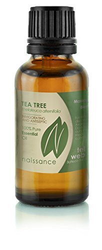Naissance Tea Tree Essential Oil 500Ml / 17Fl Oz