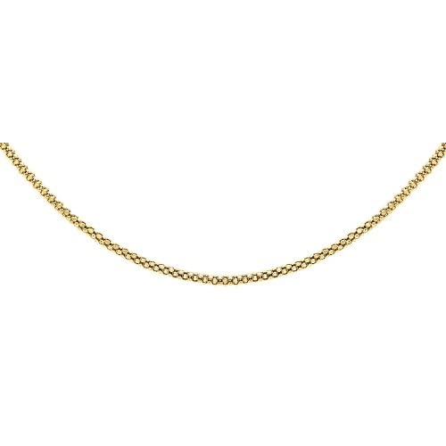 9ct-Yellow-Gold-Lizard-Chain-46cm-18