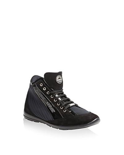 Baldinini Zapatillas abotinadas Negro