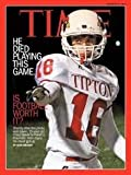 img - for Time Magazine September 29, 2014 - Taking on ISIS - Death Playing Football book / textbook / text book