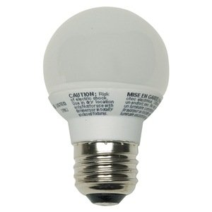 LED Light Bulb, G16.5, 3000K, Warm