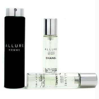 Chanel Allure Homme Sport Eau De Toilette Travel