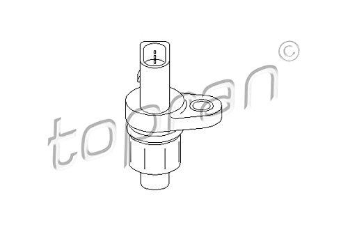 TOPRAN Sensor für Wegstrecke, 110 585