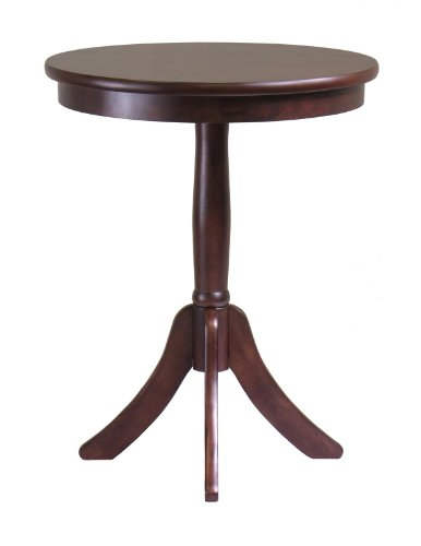 Cheap Belmont End Table with Pedestal Leg (B004VYN1DY)
