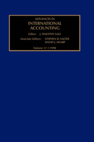 Advances in International Accounting, Volume 11