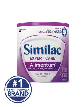 Similac Expert Care Alimentum Infant Formula With Iron