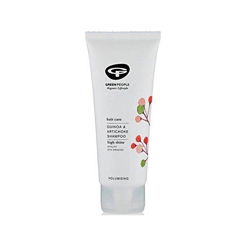 Verde Persone Quinoa E Shampoo Carciofo (100Ml) (Confezione da 2)