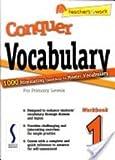 Conquer Vocabulary Workbook - 1 (Sap)