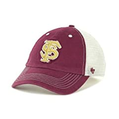 Florida State Seminoles 47 Brand NCAA Blue Mountain Franchise Cap by