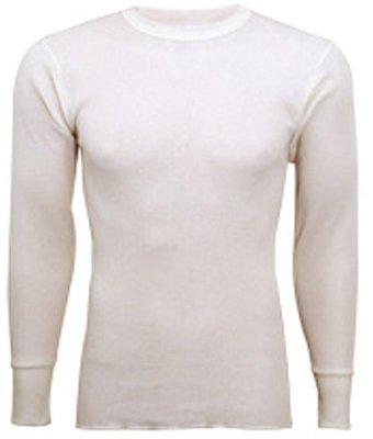Heavyweight Thermal Knit Underwear Top