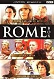 ROME trilogy collection: Ancient Rome, The Rise And Fall Of An Empire / Murder in Rome / Julius Ceasar, greatest battles - 4 discs DVD Box set [IMPORT]