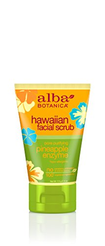 alba-botanica-hawaiian-pineapple-enzyme-facial-scrub-4-ounce