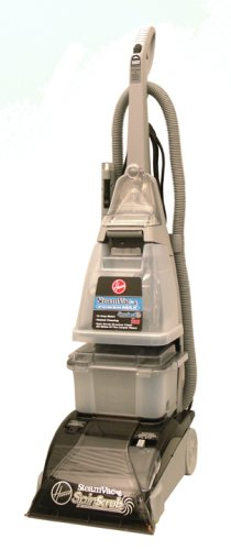 Hoover F5917900 SteamVac PowerMax with SpinScrub