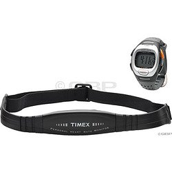 Cheap TIMEX Timex Personal Trainer Wrist-Worn Heart Rate/GPS Unit Black (T5G971F5)