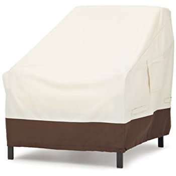 AmazonBasics Lounge Deep-Seat Patio Cover (Set of 2)