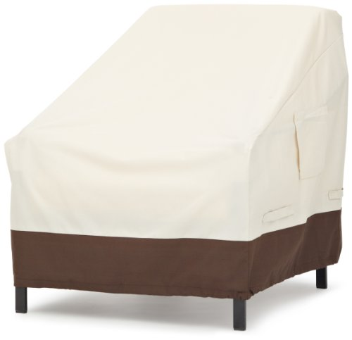 Strathwood Lounge Deep Seat Furniture Cover, Set of 2