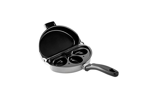 Nordic Ware Divided Skillet Omelet Pan & Poacher