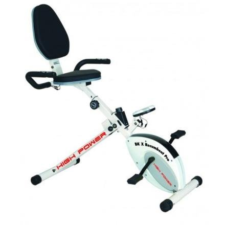 RECUMBENT HIGH POWER BK X PRO CICLOCAMERA VOLANO 5 KG