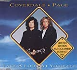 Coverdale Page TAKE A LOOK AT YOURSELF CD UK EMI 1993