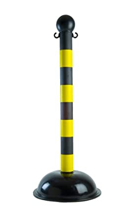 "Mr. Chain Stanchion, 3"" Diameter"