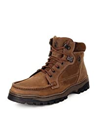 """Rocky Men's Outback Gore-tex WP 5"""" Moc-Toe Field Boots-8723"""