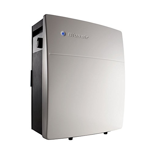 Blueair 203 Slim HepaSilent Air-Purification System, White (Blueair Air Purifier Filters compare prices)