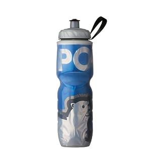 Polar Bottle Insulated Water Bottle (Big Bear) (24 oz) - 100% BPA-Free Water Bottle - Perfect Cycling or Sports Water Bottle - Dishwasher & Freezer Safe