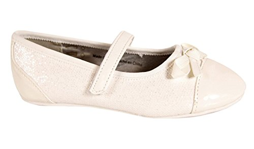 Ballerine per Bambina URBAN 221231-B2040 OFF WHITE size-map 30