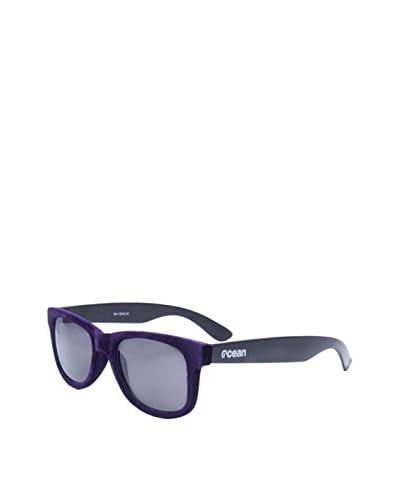 OCEAN Gafas de Sol Trieste Violeta / Negro