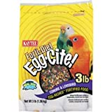Kaytee Forti-Diet Egg-Cite! for Conures and Lovebirds