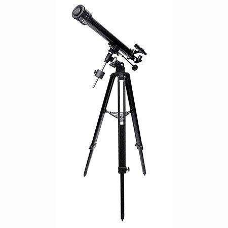Vivitar Refractor Telescope - Black (Viv-Tel-60700)