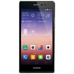 Huawei SIMフリースマートフォン Ascend P7(ブラック)(LTE対応) ASCEND P7 L10/BK