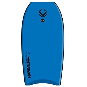 Surfdome Hammer Bodyboard, Royal Blue - 42 inch