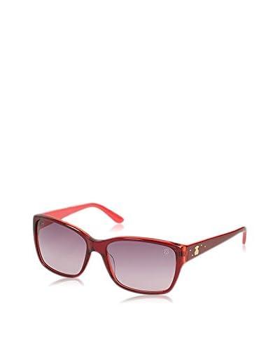 Tous Sonnenbrille 793T-570N18 (57 mm) granatrot