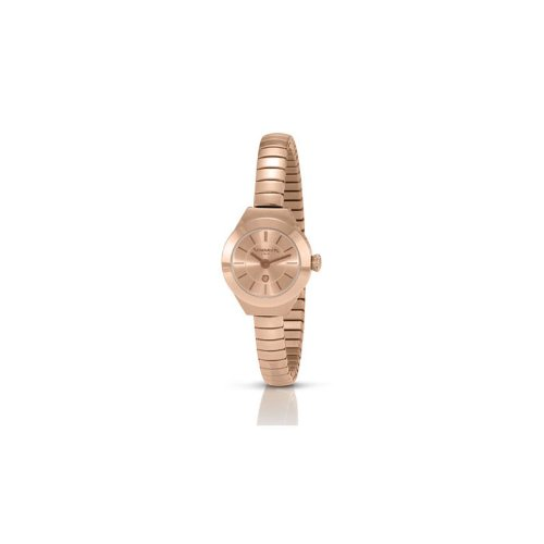Nomination GENEVE ROSE GOLD watch with XTE band + BOX (Pink) 078011-014