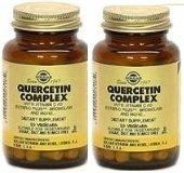 Quercetin Complex 100 Vegetable Capsules - 2 Bottles