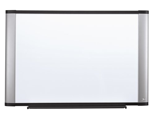 3M Dry Erase Board, 72 x 48-Inches, Widescreen Aluminum Frame (Dry Erase Board Mounting Bracket compare prices)