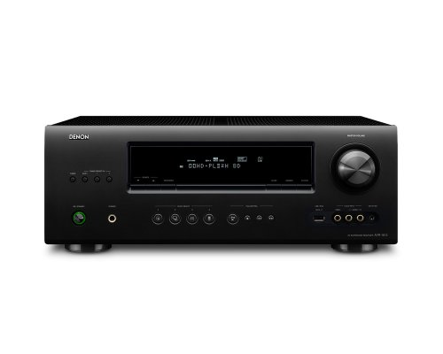 Denon AVR-1612 5.1 AV Receiver - Black