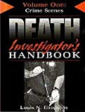 img - for DEATH INVESTIGATORS HANDBOOK - 3 Book Series - book / textbook / text book