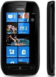 Nokia Lumia 710 Black