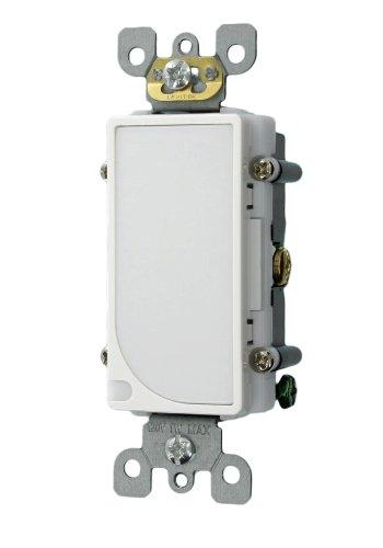 Leviton 6527-W 120V Ac Decora Led Full Guide Light, White