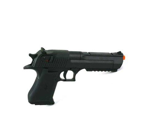 Blow Back Desert Eagle Magnum Pistol Semi Auto Electric Airsoft Gun