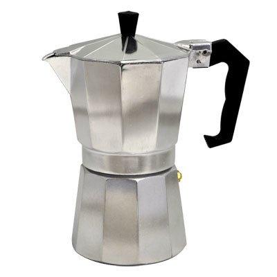 9 Cup Aluminum Espresso Maker (Alpine Cuisine Espresso compare prices)