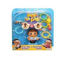 Pop-On Pals Figure - Pet Doctor and Gardener