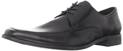 Kenneth Cole New York Men's First Sight Lace-Up, Black, 7 M US